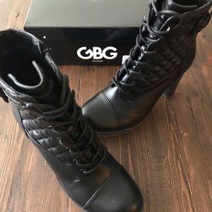 GBG Guess Black Booties